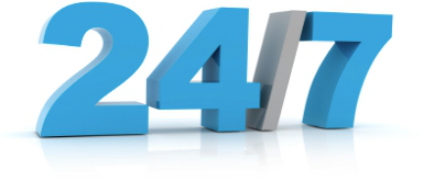 Reach us 24/7 in 2015